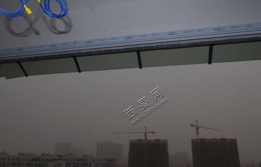 雨棚安好,绵阳今天天气不好