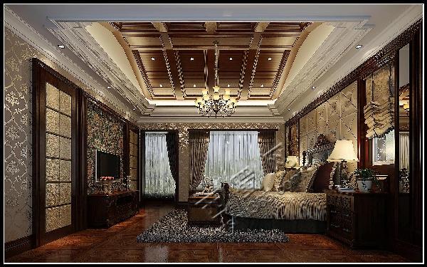 室内装修效果图纸